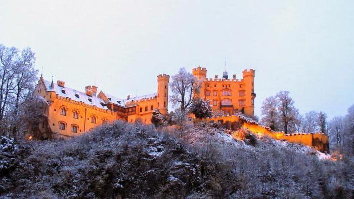 dvorac hohenschwangau