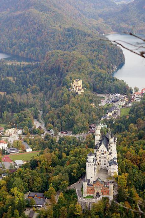 dvorac hohenschwangau Njemačka