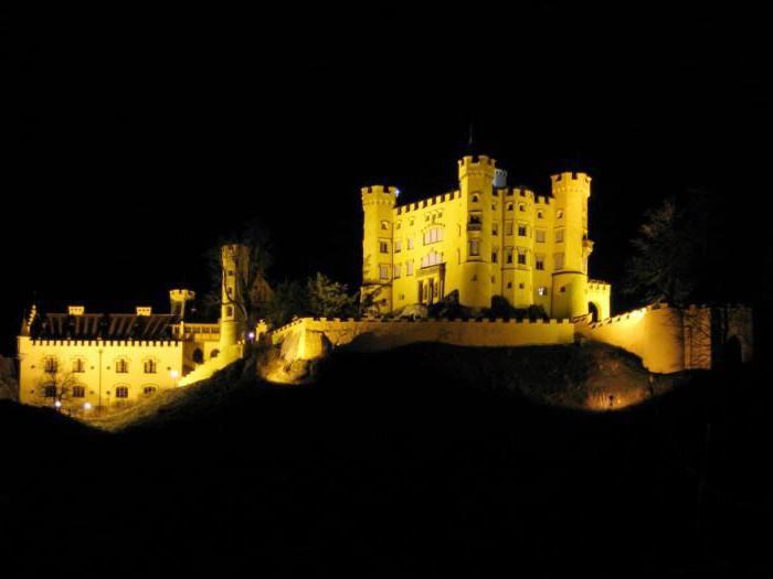 dvorac hohenschwangau fotografija