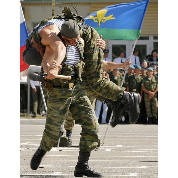 Dan vojske v zraku v Rusiji