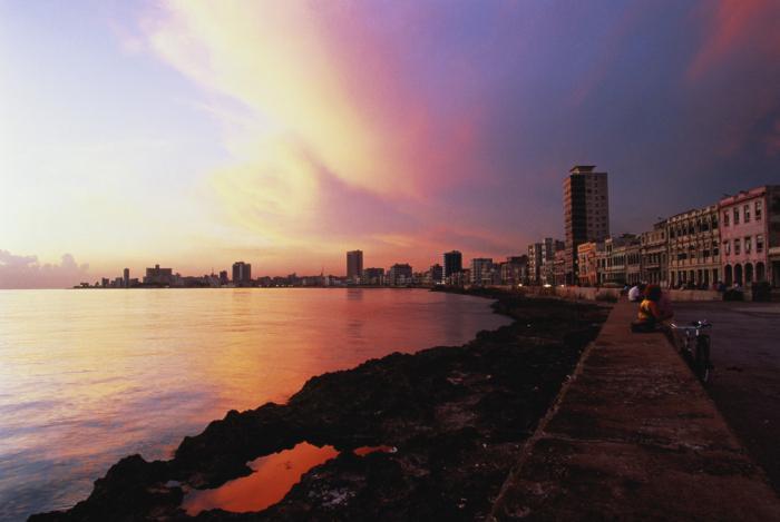 Одмор на плажи на Куби