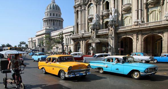 најбољи одмор на Куби