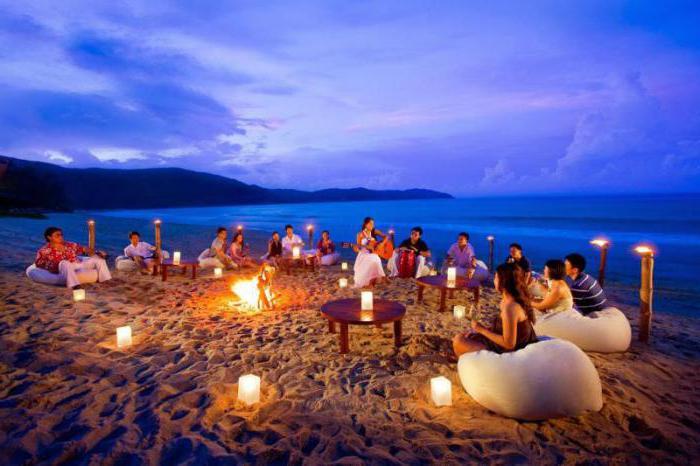 odpočívejte na Goa