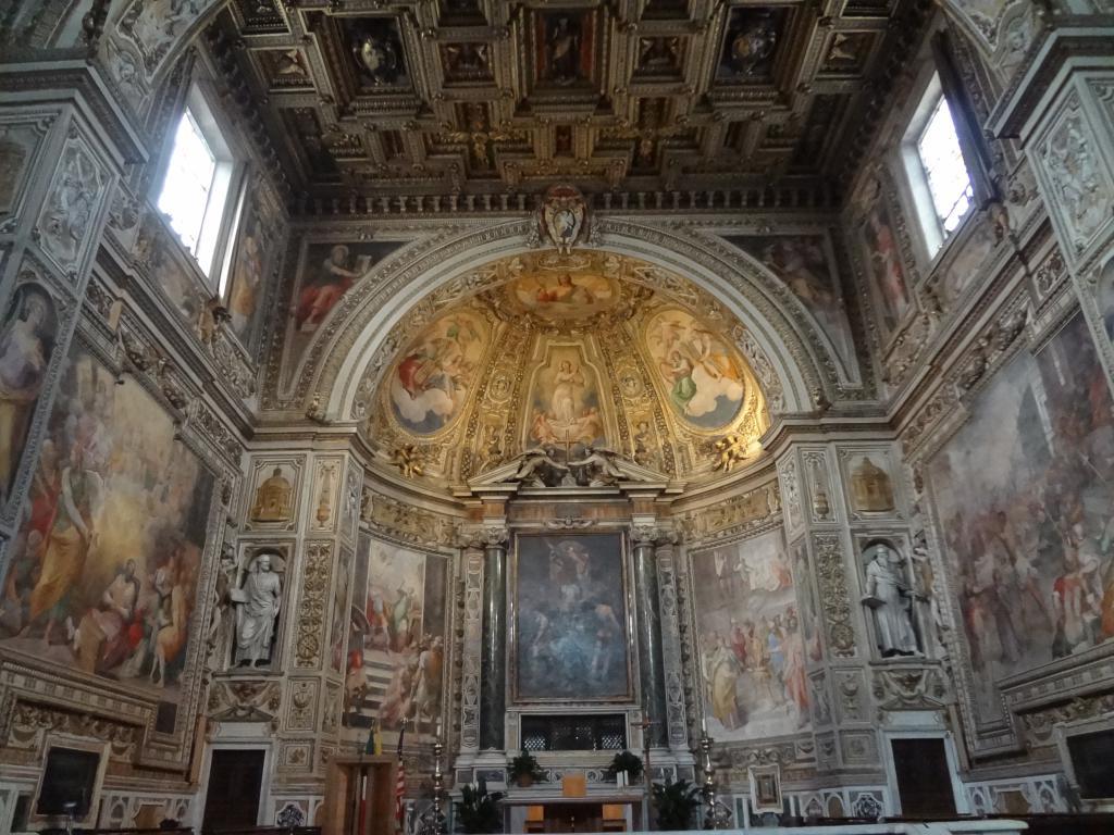 Vecchia chiesa di Santa Susanna