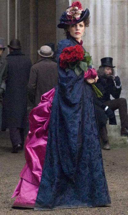 Irene Adler v seriji Sherlock TV