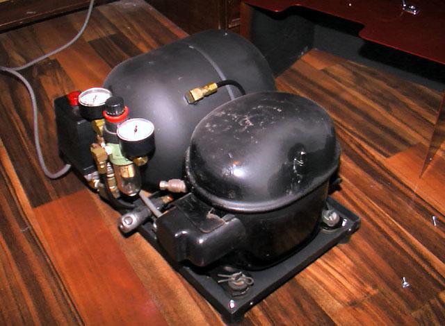 domowy kompresor