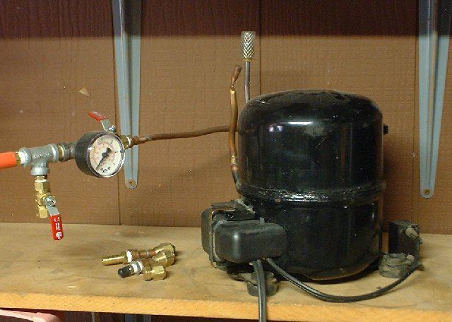 domowe sprężarki wysokociśnieniowe