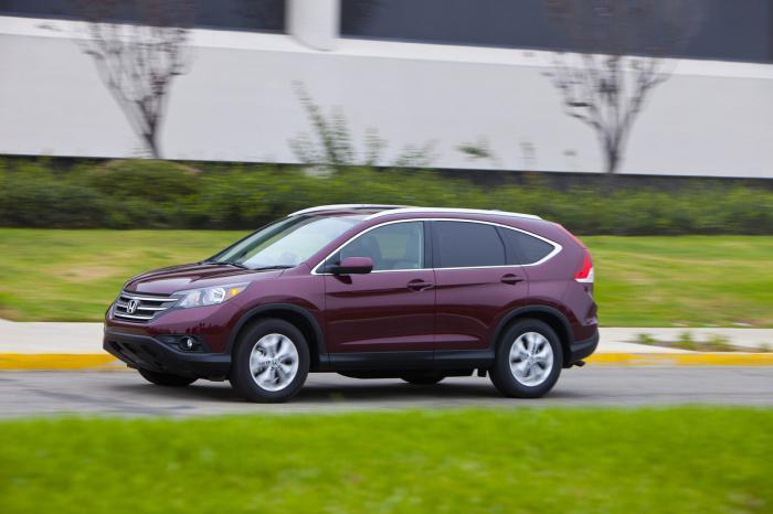 Hodnocení vlastníka Honda SRV