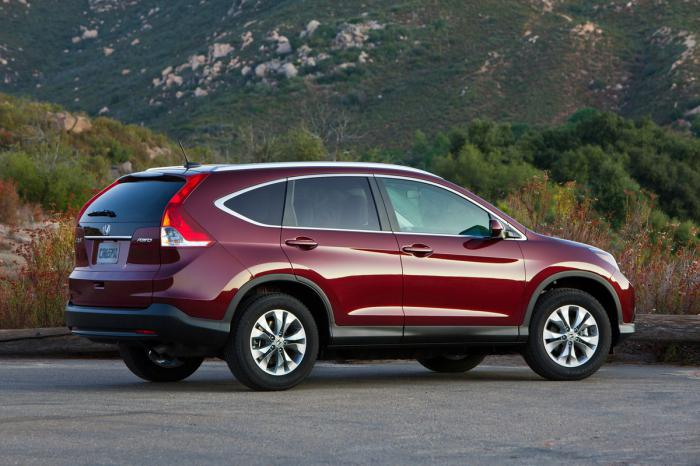 recenze Honda SRV