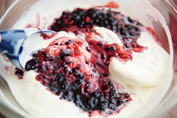 zimolez dort v pomalém sporáku