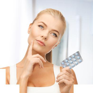 Peroralni kontraceptivi so zanesljivi.