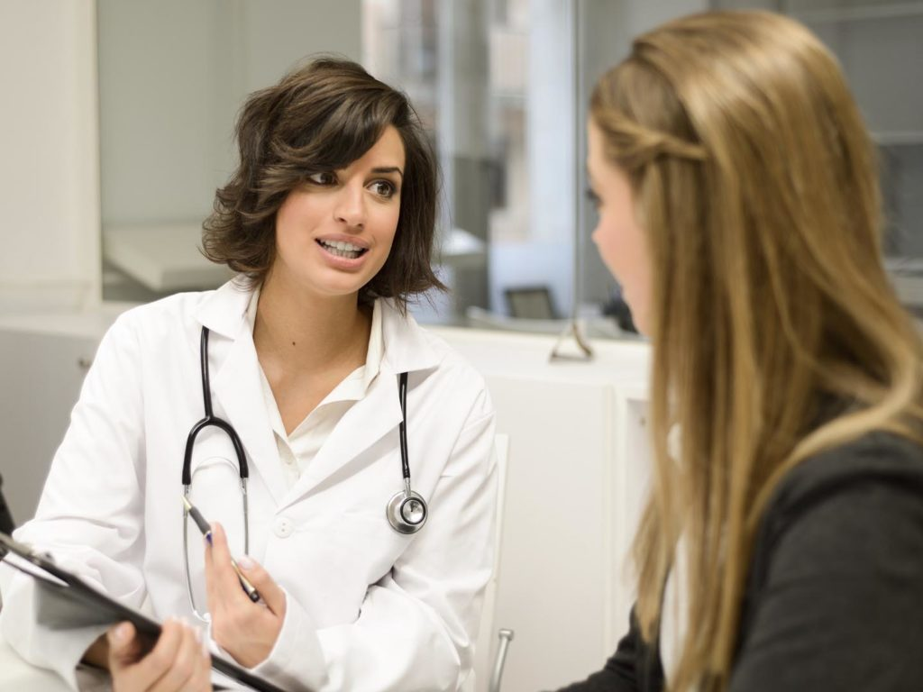 консултация с лекар