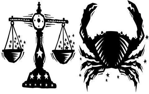 Horoskop Libra in rak