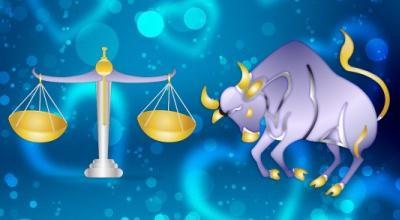 Horoskop zgodności Taurus i skale