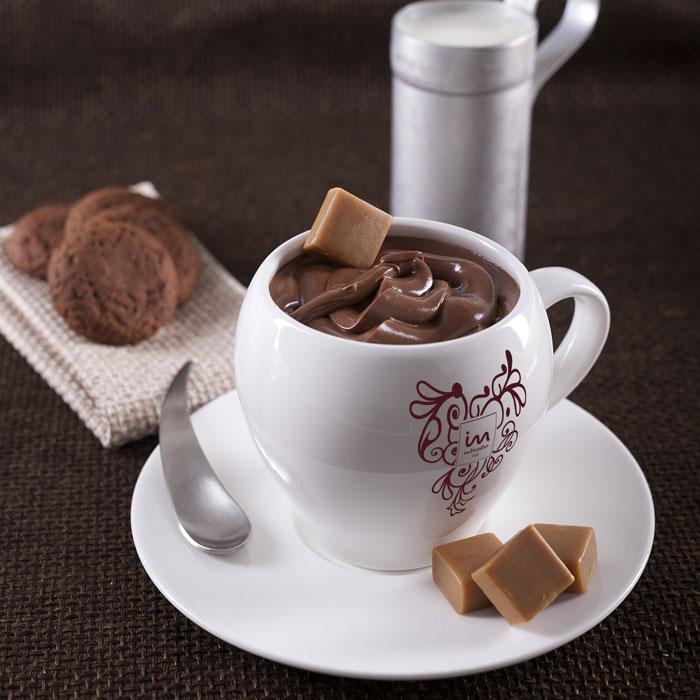 рецепта за горещ шоколадов какао на прах
