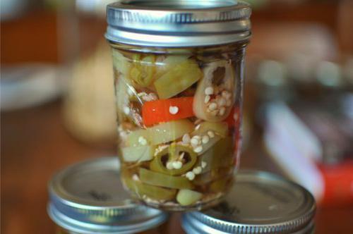 готова пиперка кисела рецепта