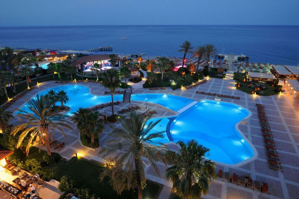 Akka Alinda Hotel Turčija