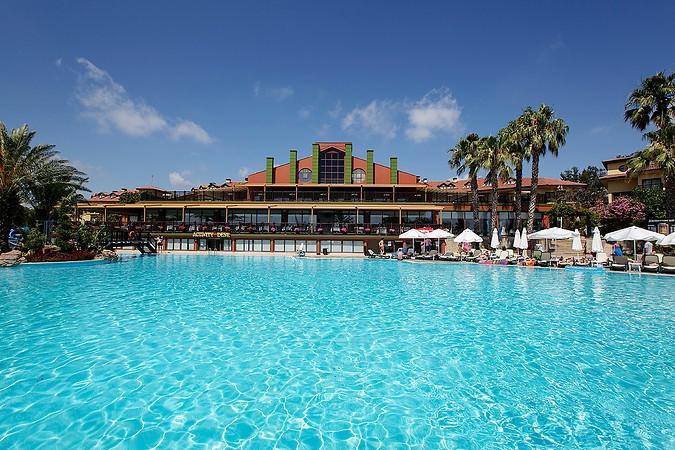 Alba resort hotel 5 Side Turchia