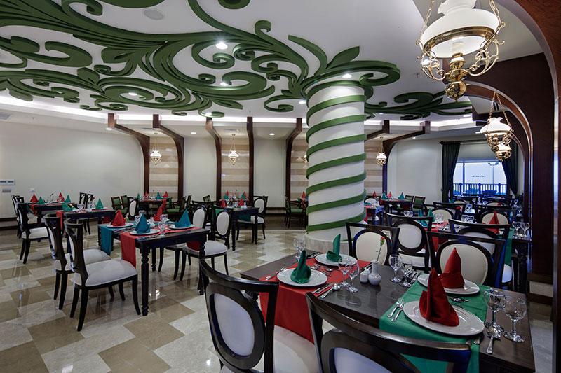 Alba resort hotel 5 Turchia