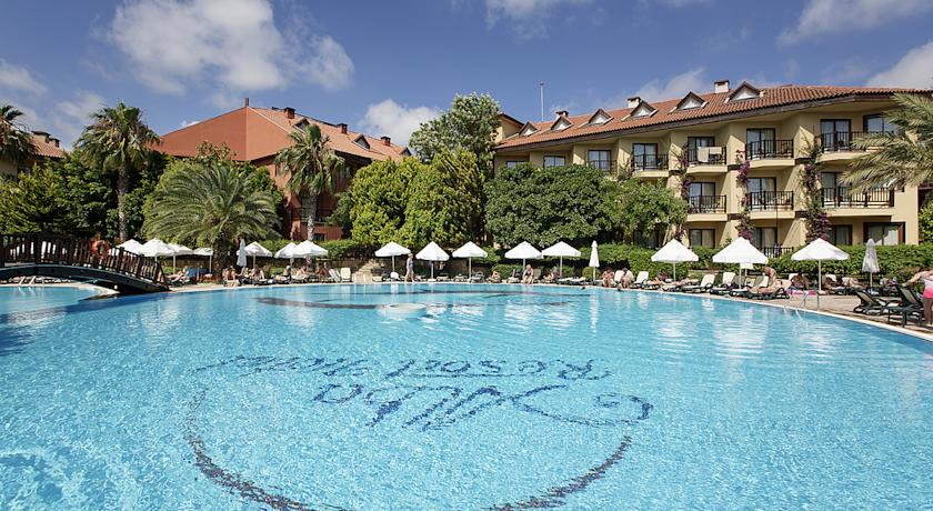 Alba resort 5 Turchia