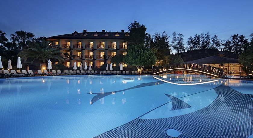 Hotel Alba resort 5 Side