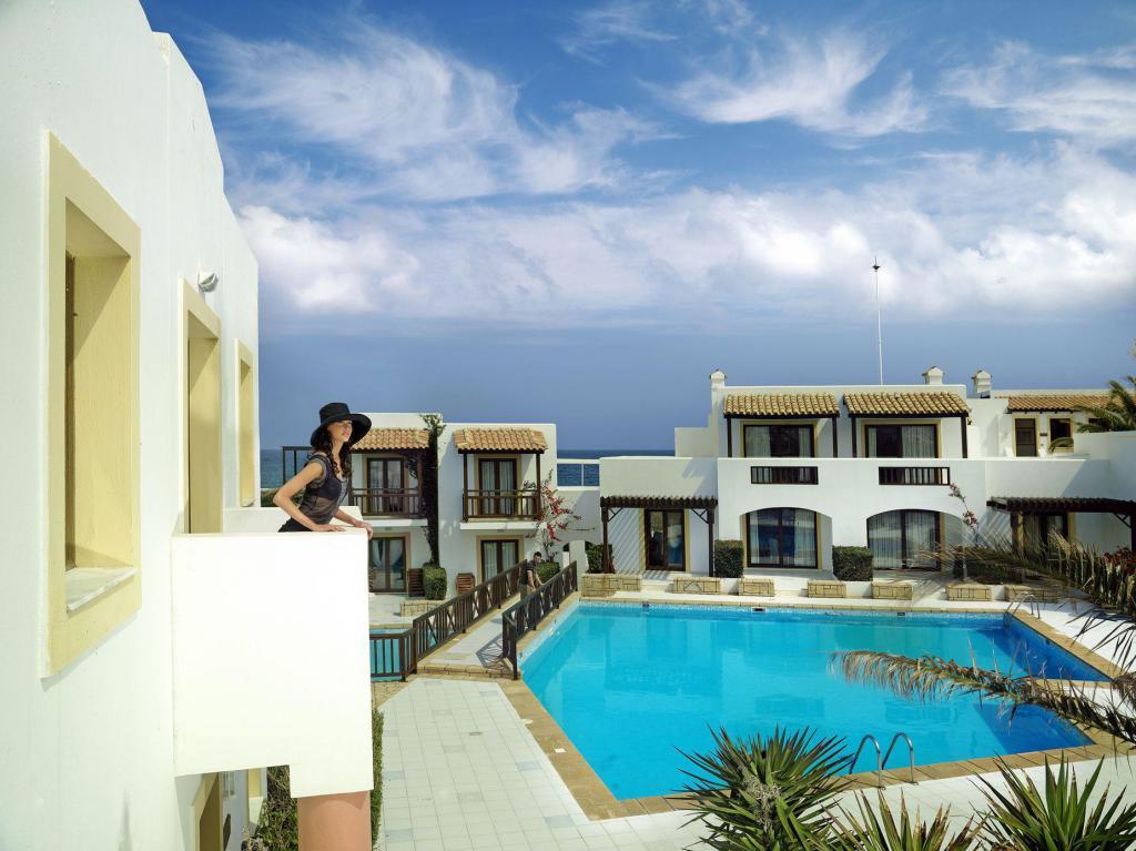 villaggio di Alememar, Creta, Grecia