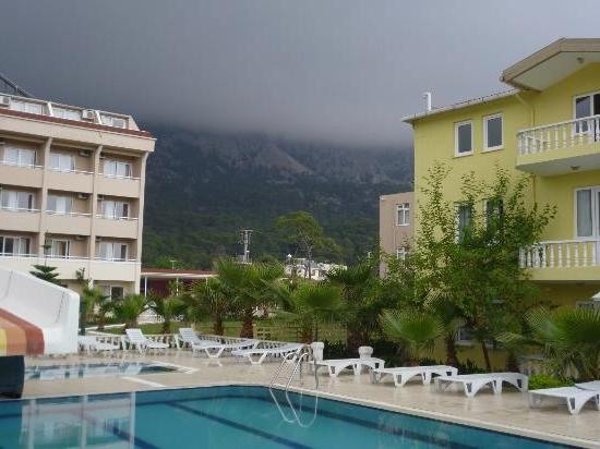 Hotel Beldibi Santana
