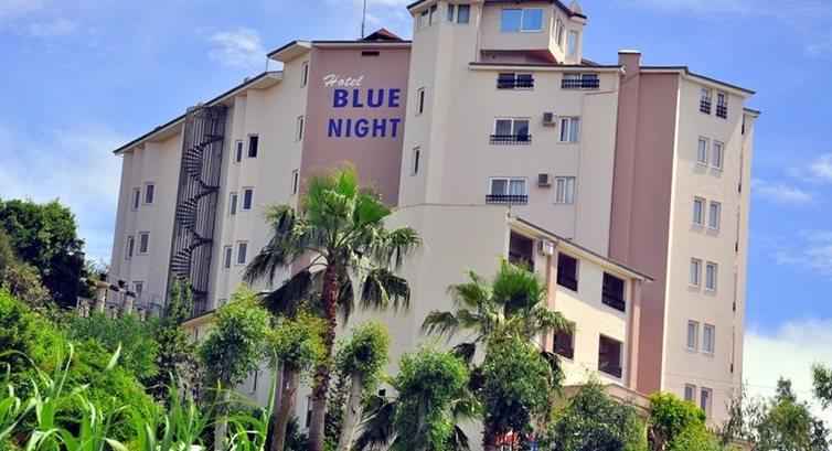 външен вид на хотела