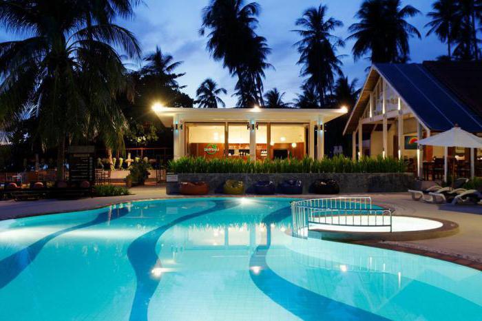 centra di centara coconut beach resort samui