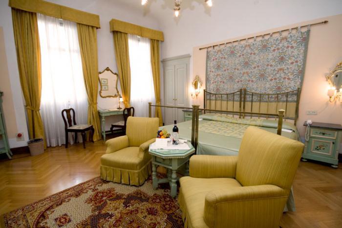 classificazione degli ospiti degli alberghi