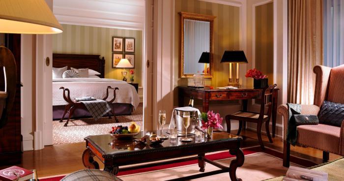 classificazione dell'hotel
