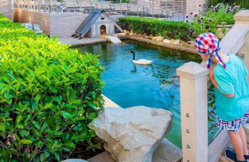 hotelski kompleks Yalta Intourist