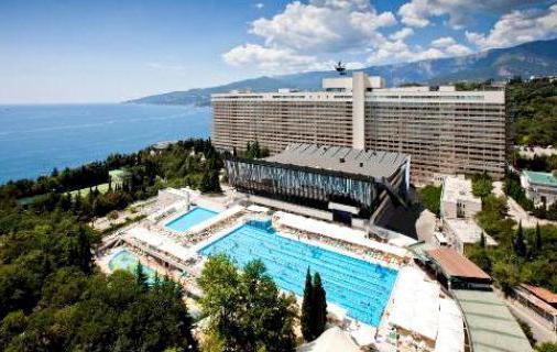 Hotel Green Park Yalta Intourist