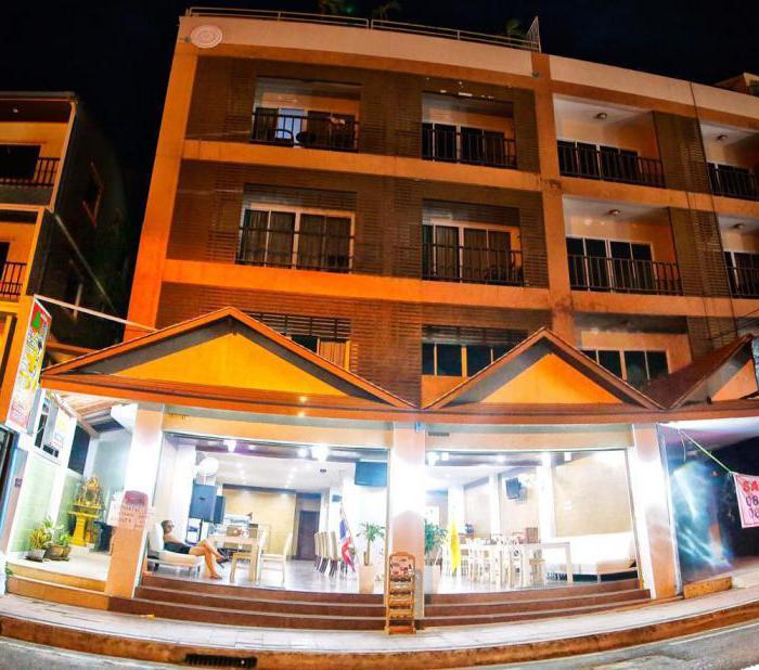 recensioni di dacha beach 2 pattaya