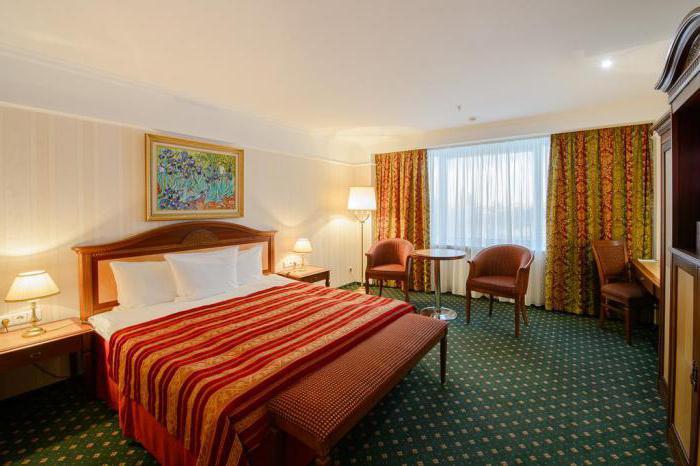 korston hotel kazan prices