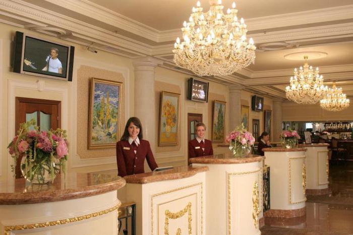 Korston Hotel Mosca