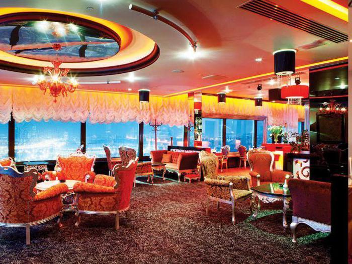 Клуб хотел Корстон, Москва