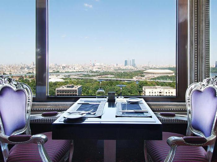 recensioni di hotel korston moscow