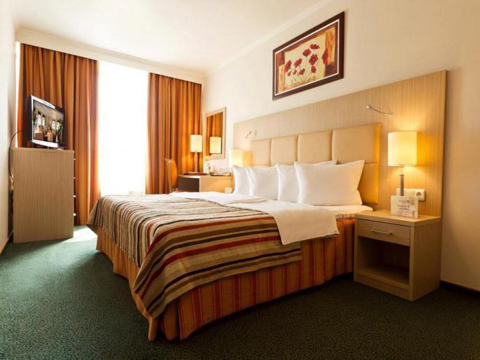 Korston Hotel Moscow adres