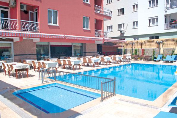 Хотелски басейн