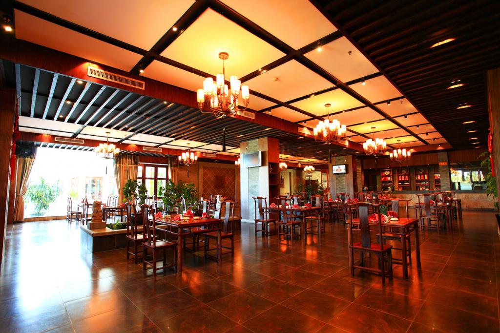 ristorante in simpatia località sanya