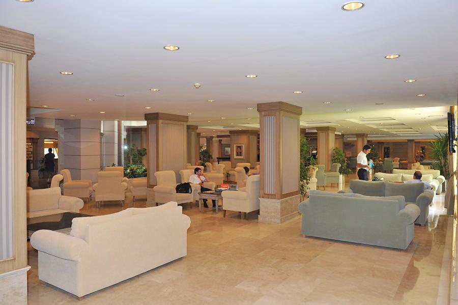 Meryan Hotel 5 * Turecko Alanya Okurcalar