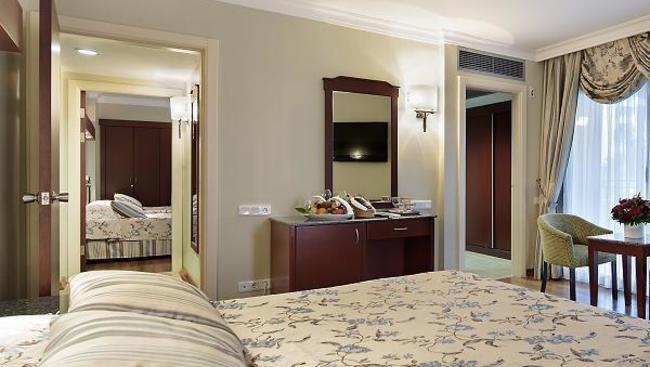 Meryan Hotel 5 * Alanya Okurkalar