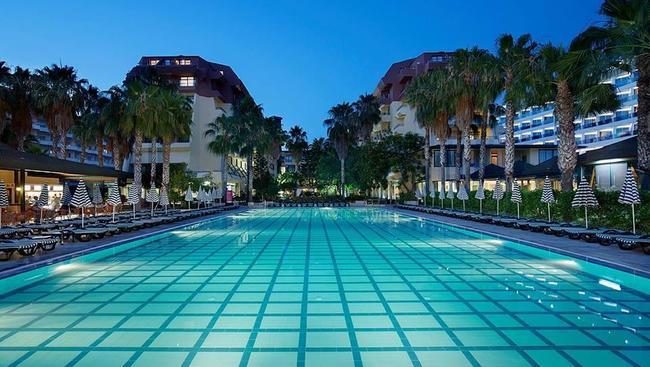 Turecko Hotel Meryan Hotel 5 *