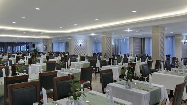 Meryan Hotel 5 * Turecko Okurcalar