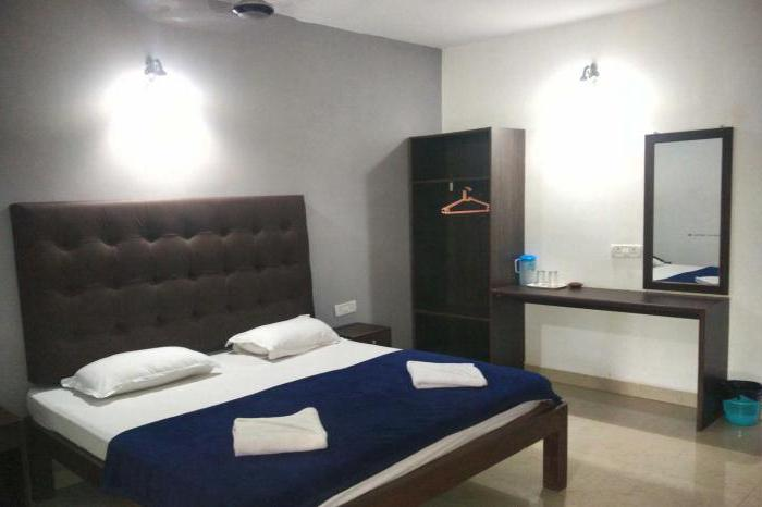 Palm Resort 2 descrizione camera