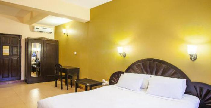 resort marinha dourada 3 indija severna goa