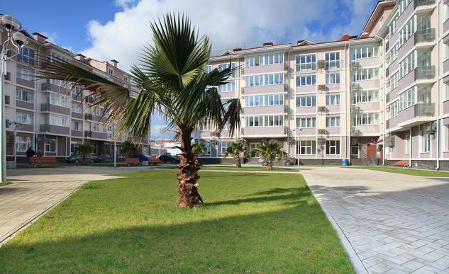 sochi hotel velluto stagioni alexander garden recensioni
