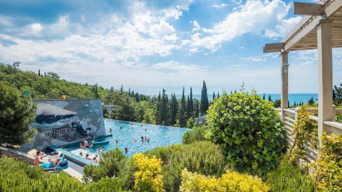 hotel yalta intourist recenze