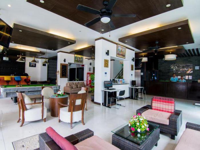 yk patong resort 3 phuket thailand recenze